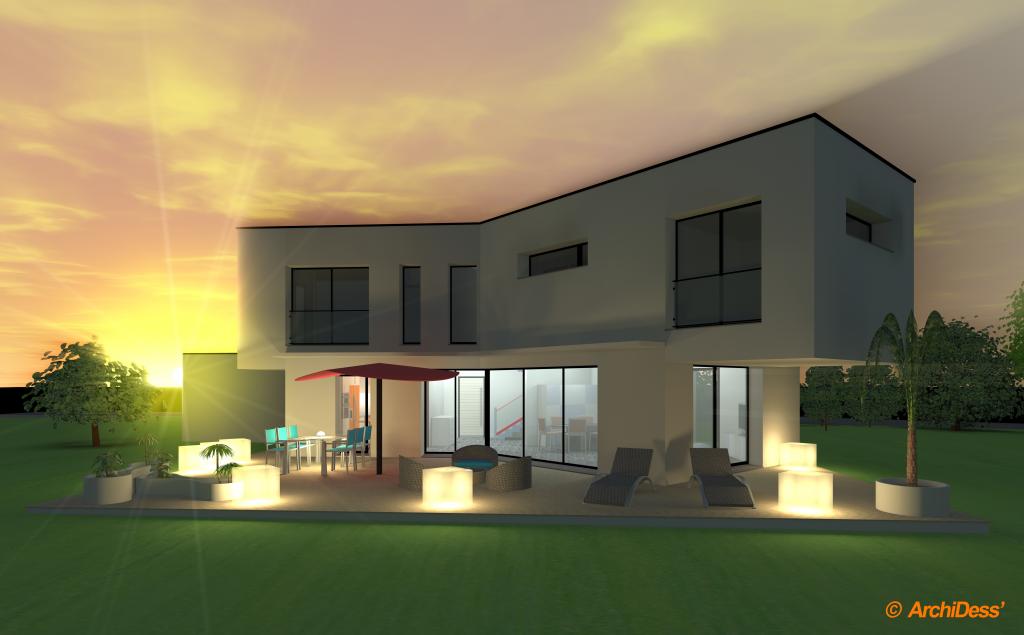 Villa ADS 001 (Soirée)